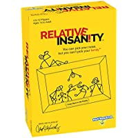 PlayMonster Relative Insanity Party Game About Crazy...