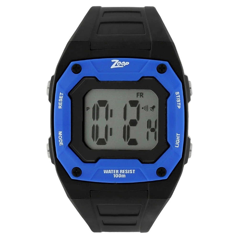 Zoop 26011PP01J  Digital Watch For Unisex