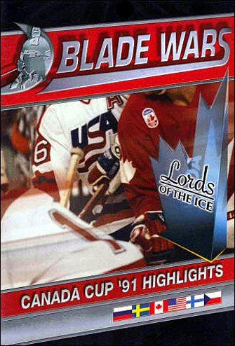 Blade Wars - Lords of the Ice: Canada Cup '91 Highlights1