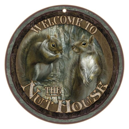 SJT ENTERPRISES, INC. Welcome to The Nut House (Two Squirrels) 10