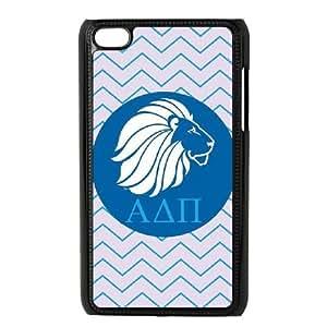 Alpha Delta Pi Purple Lion iPod Touch 4 Case Black Pretty Present zhm004_5961992