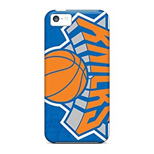 Anti-Scratch Cell-phone Hard Covers For Iphone 5c (Kdg12554pXmx) Support Personal Customs Colorful Oklahoma City Thunder Skin