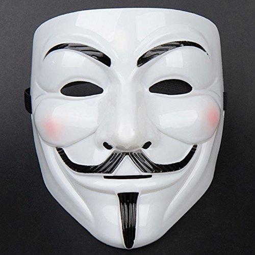 Fashion Cosplay for Halloween Masquerade Carnival Party Mask (V Z) (Masquerade Halloween)
