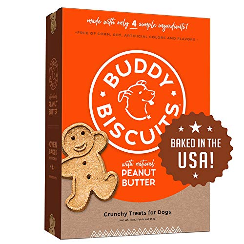 Buddy Biscuits Oven Baked