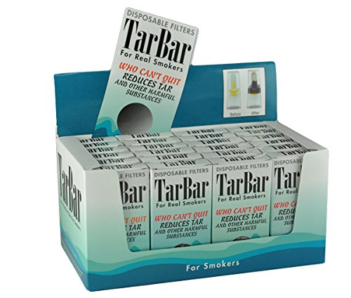 TarBar Cigarette Filters Box of 32 Filters
