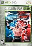 WWE Smackdown Vs Raw 2007 (Xbox 360)