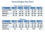CARVE Designs Women's Stinson Tankini, Black