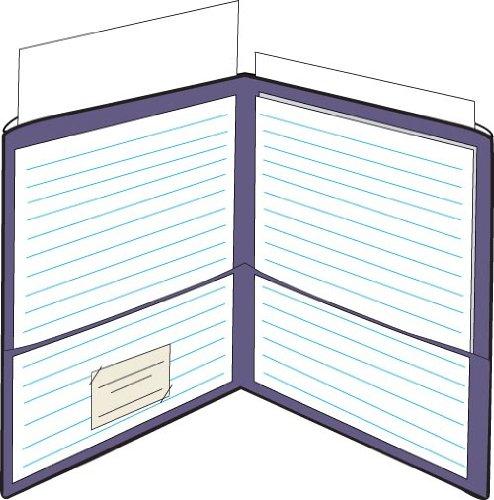 StoreSMART Plastic Archival Folders Rainbow Colors SIX 10-packs - 60 Folders - 6 Each of Ten Bright Colors (R900AST10-6)