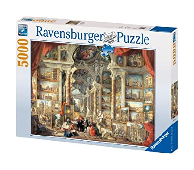 Ravensburger Views Of Modern Rome - 5000 Piece Puzzle by Ravensburger
