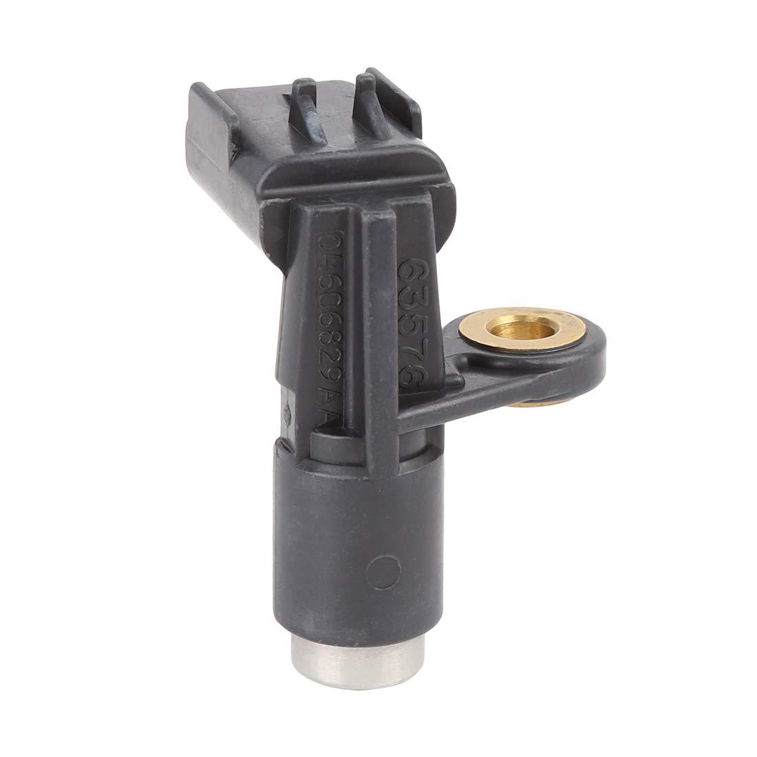 X AUTOHAUX Engine Crankshaft Position Sensor 04606829aa for Dodge Chrysler Plymouth Jeep