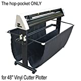 The hop-pocket for 48'' Vinyl Cutter Plotter Cutting Plotter Hop Pocket To be used with Redsail vinyl cutter RS1360C