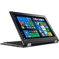 2017 Lenovo Flagship 15.6 2-in-1 FHD 1080P Touch-Screen Premium High Performance Laptop, 7th Intel Core i3-7100U 2.4GHz, 8GB DDR4 RAM, 1TB HDD, HDMI, Bluetooth, 802.11ac, Webcam, No DVD, Windows 10