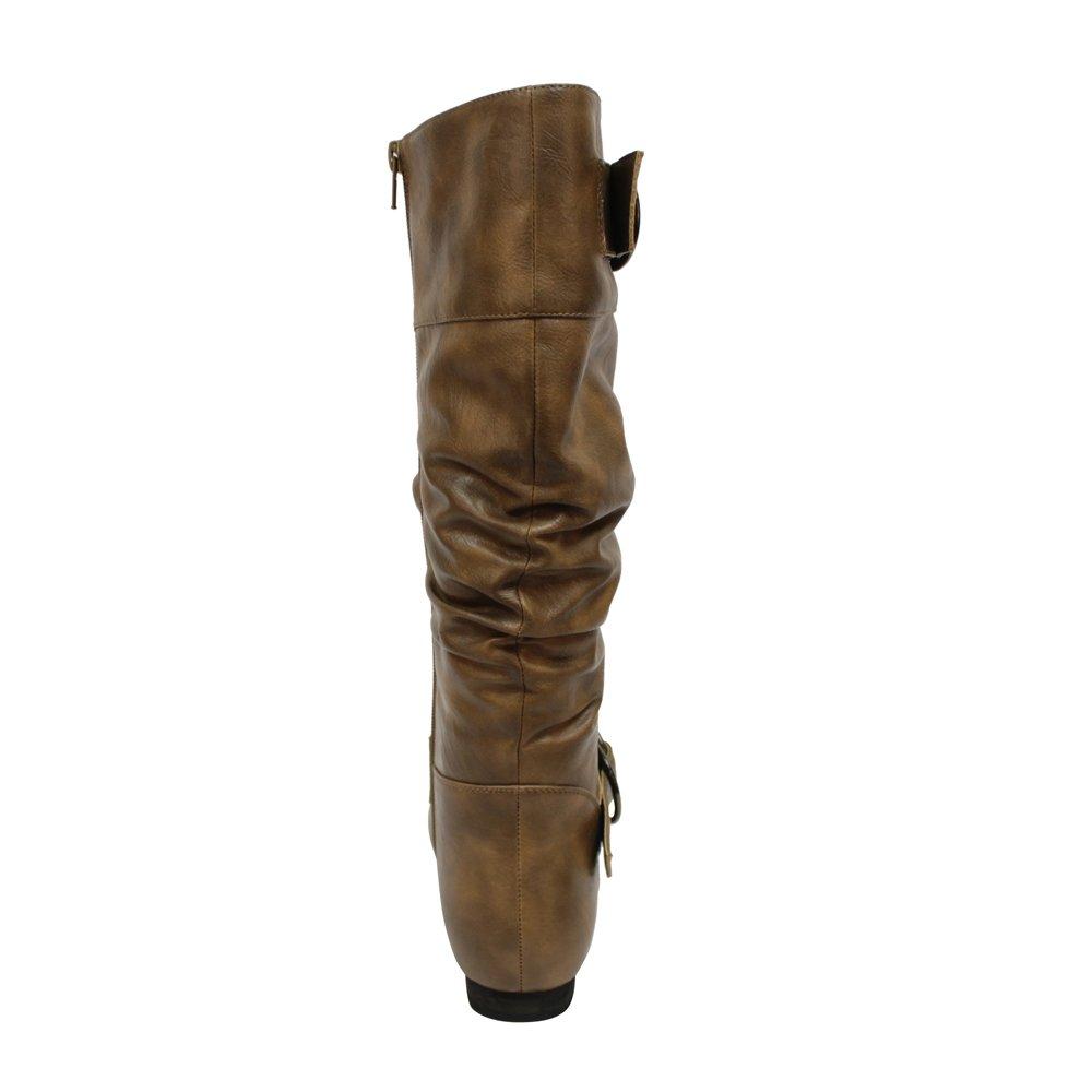 Reneeze ART-01 Womens Mid-Calf Boots