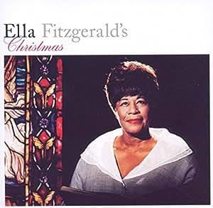 Ella Fitzgerald Ella Fitzgerald S Christmas Amazon Com