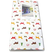 [Fujifilm Instax Mini Photo Album] -- Lalonovo Photo Album for Fujifilm Instax Mini 8 7s 25 50s 90 Film/ Polaroid Z2300 PIC-300 Film/ Name Card (84 pockets, Forest and Animals)