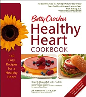 Betty Crocker Healthy Heart Cookbook Cooking