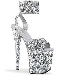 Pleaser Womens FLAMINGO-891LG/SG/SG Sandals