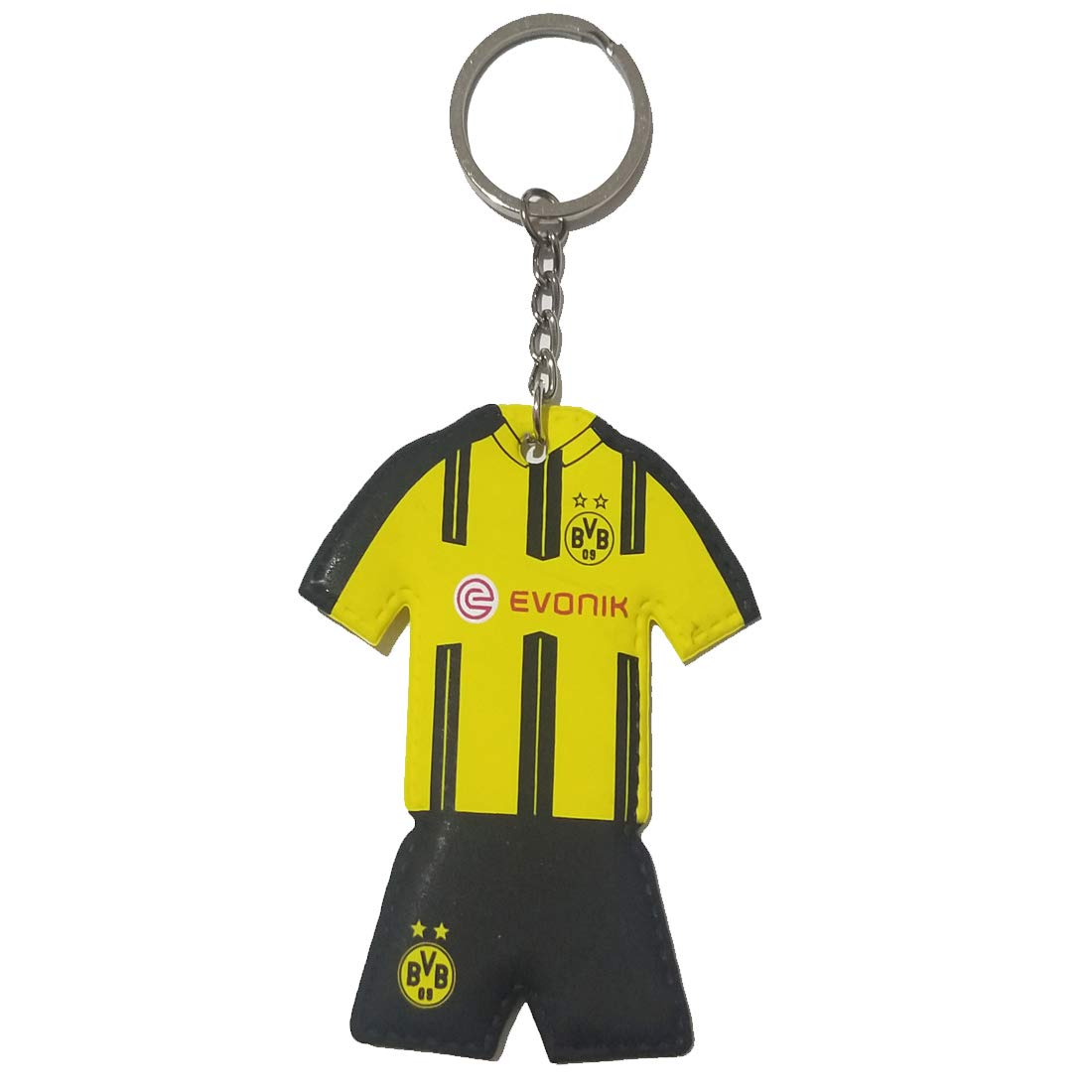 Liverpool F.C Inflatable Soft Rubber Jersey Key Ring