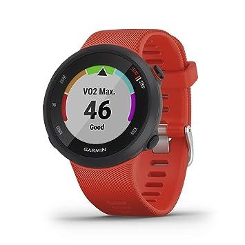 GARMIN Forerunner 45 - Reloj de running para adulto, unisex, color rojo: Amazon.es: Deportes y aire libre