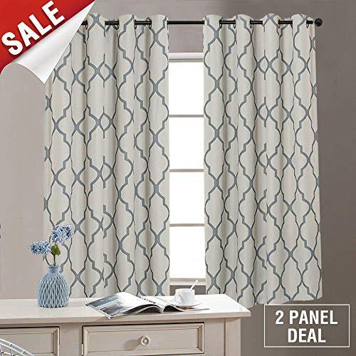 Grey Curtains 63