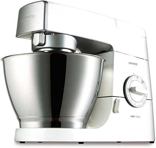 Kenwood KM 336 - Robot de cocina (4,6 L, Blanco, 800 W, 6,5 kg): Amazon.es: Hogar