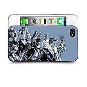 Case88 Designs Hunter X Hunter Series Protective Snap-on Hard Back Case Cover for Apple Iphone 4 4s by icecream design