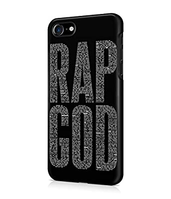Eminem Rap God Plastic Snap-On Case Cover Shell For iPhone 7