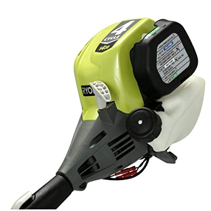 Amazon.com : Ryobi 4 Cycle Straight Shaft String Trimmer ...