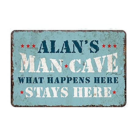 christine11cis personalised man cave what happens here stays here