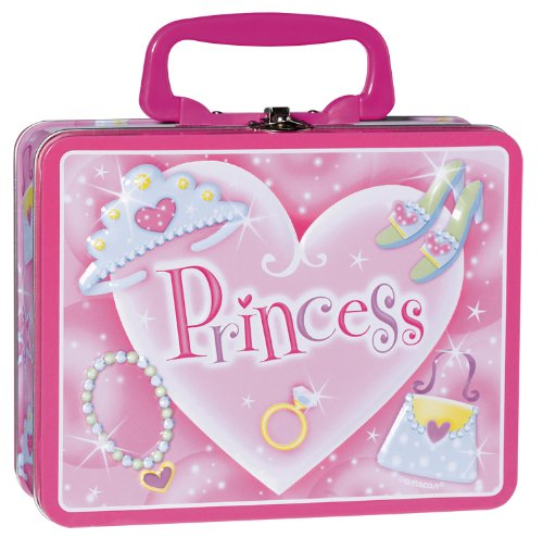 (Princess Tin Box Carry All)