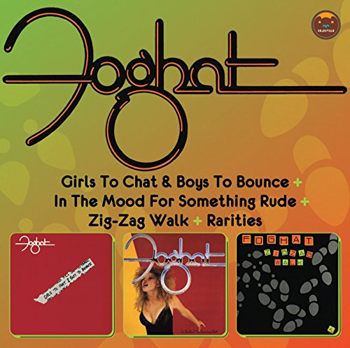 Foghat - Girls To Chat & Boys To Bounce  In The Mood - Zortam Music