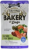 Three Dog Bakery Gracie's Gourmet Entrée for Dogs, Chicken Broccoli...