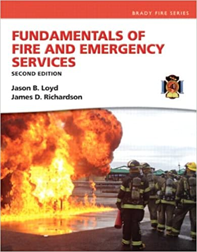Fundamentals of Fire and Emergency Services (2nd Edition) (Brady