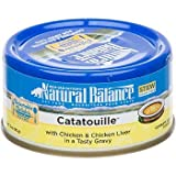 Natural Balance Delectable Delights Catatouille Stew Formula Adult Cat Food, My Pet Supplies