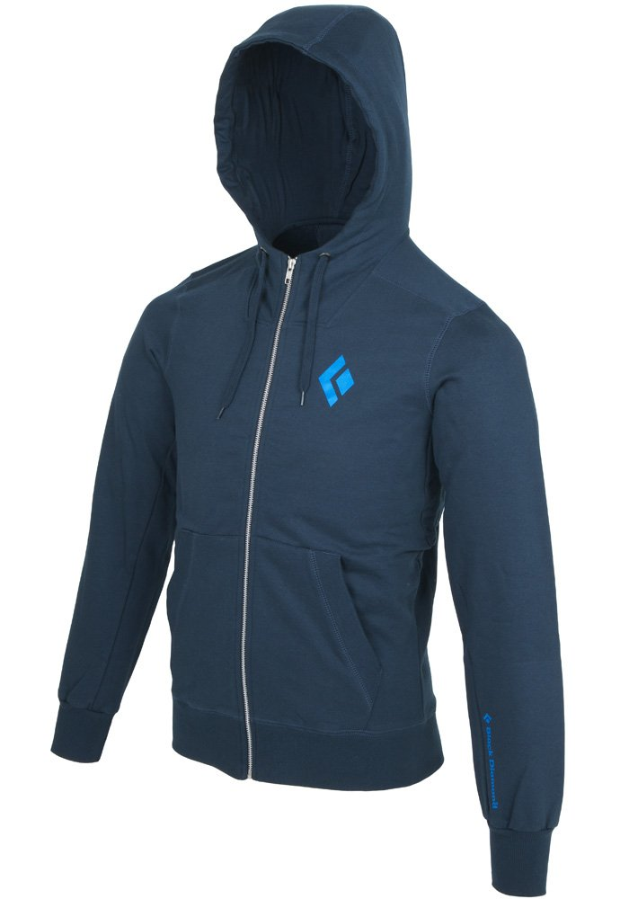 Black Diamond BD Logo casual jacket Gentlemen grey//blue