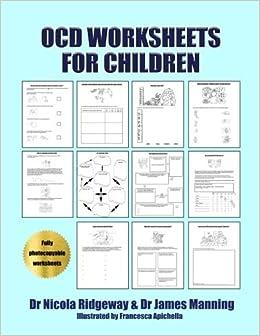 OCD Worksheets for Children: A CBT Worksheets book for CBT ...