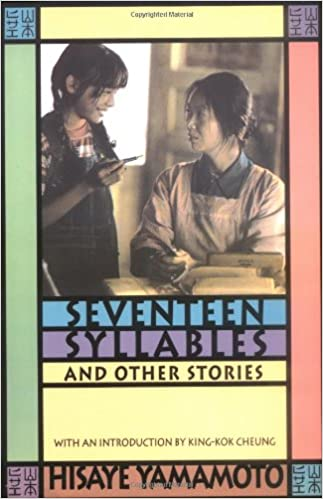 Seventeen Syllables And Other Stories 9780813526072 Yamamoto Hisaye Books