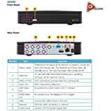 Q-SEE Premium Series 8-Channel 960H 1TB Video Surveillance System QC588-1TB