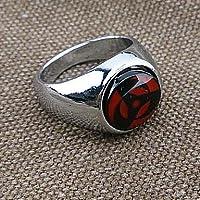 cosplay? anillo de cosplay naruto kakashi sharingan