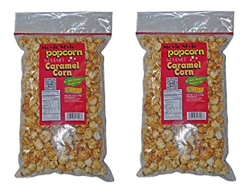 caramel corn gourmet - 9