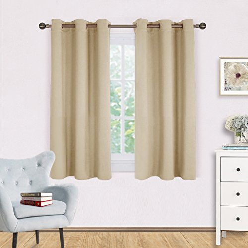 Blackout Draperies Window Curtain Panels product image