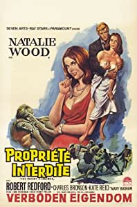 Amazon.com: This Property Is Condemned Movie Poster (11 x ...