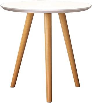 Amazon.com: CSQ Living Room Small Side Table, Creative 3 Feet