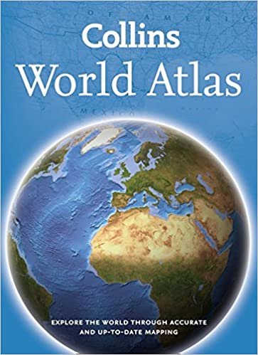 Collins world atlas paperback edition amazon collins maps collins world atlas paperback edition amazon collins maps 9780007531783 books gumiabroncs Images