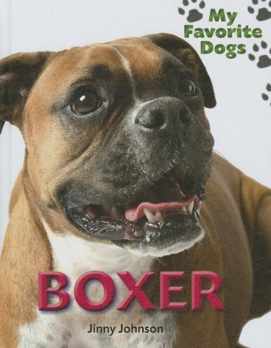 Boxer (My Favorite Dogs) by Brand: Smart Apple Media