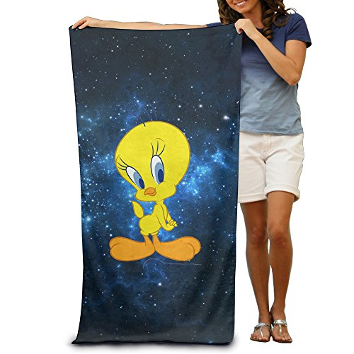KathyB Tweety Bird Absorbent Quick Dry Towel For Adult