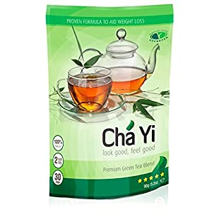Cha Yi Weight Loss Tea - 30 Day Detox, Body Cleanse, Reduce Bloating, & Appetite Suppressant, 30 Day Detox, with Potent Traditional Organic Herbs, Ultimate Way to Calm and Cleanse Your Body