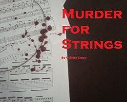 Murder For Strings (The Baker Street Broads Book 1)