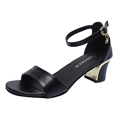 f9208c96ca204 Amazon.com: YEZIJIN Hot Sale! Women's Fashion Casual Round Toe ...