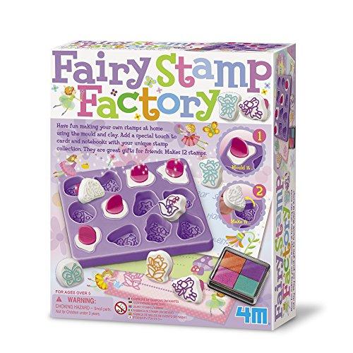 4M Fairy Stamp Factory Kit